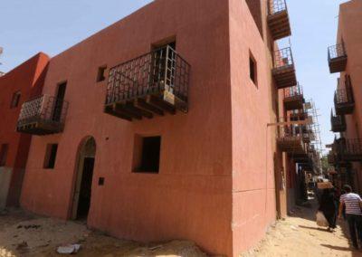 تطوير عمارات سكنية بمنطقة العسال – بشبرا بالتعاون مع (صندوق تحيا مصر)