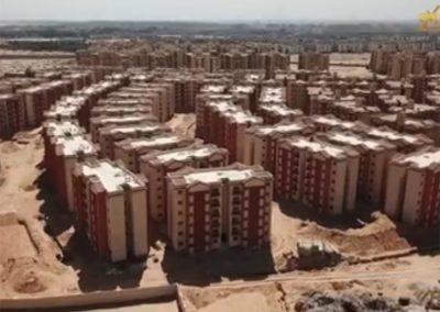 وحدات سكنية بمشروع معا لتطوير العشوائيات – حى السلام