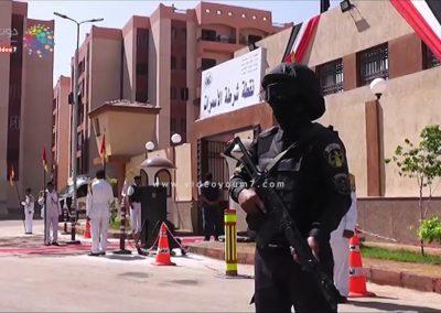 نقطة الشرطة – بحى الاسمرات – المقطم